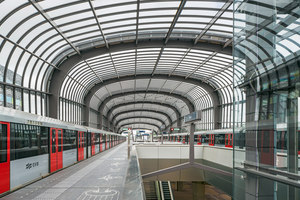 North-south Metro Line | Stazioni ferroviarie | Benthem Crouwel Architects