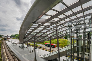 North-south Metro Line | Railway stations | Benthem Crouwel Architects