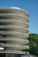 RAI Car Park   Infrastructure buildings   Benthem Crouwel Architects