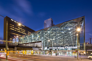 The Hague Central Station | Infrastructure buildings | Benthem Crouwel Architects