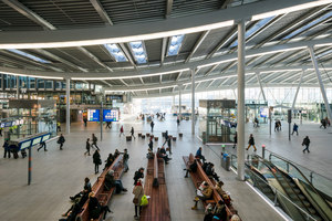 Utrecht Central Station | Infrastrukturbauten | Benthem Crouwel Architects