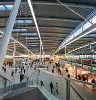 Utrecht Central Station | Infrastructure buildings | Benthem Crouwel Architects