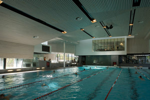 Sportplaza Mercator | Open-air pools | Venhoeven CS