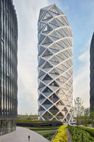 Poly International Plaza | Office buildings | SOM - Skidmore, Owings & Merrill