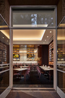 The Drawing Room at the Arts Club of Chicago | Bar interiors | SOM - Skidmore, Owings & Merrill