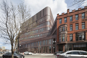Bruce C. Bolling Municipal Building | Office buildings | Mecanoo