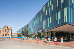 Delft City Hall and Train Station | Costruzioni infrastrutturali | Mecanoo