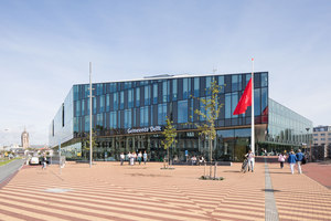 Delft City Hall and Train Station | Infrastructure buildings | Mecanoo