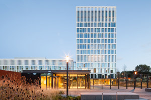 Eurojust | Office buildings | Mecanoo