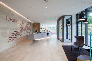 Eurojust | Office facilities | Mecanoo