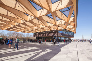 Keukenhof | Shoppingcenter | Mecanoo