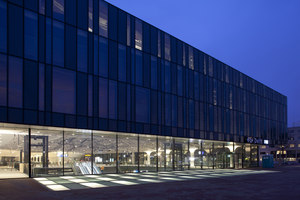 Municipal Offices and Train Station | Bürogebäude | Mecanoo