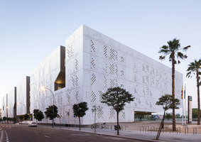 Palace of Justice | Administration buildings | Mecanoo