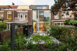 Townhouse at The Hague | Semi-detached houses | cepezed