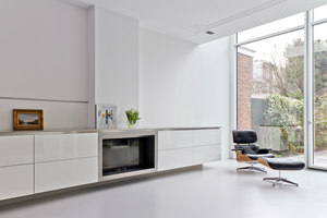 Townhouse at The Hague | Zweifamilienhäuser | cepezed