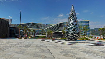 Zhuhai Shizimen Business Cluster & Convention Centre | Office buildings | RMJM