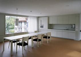Alters- und Pflegeheim Homburg | Krankenhäuser | Boegli Kramp Architekten