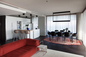 Apartment - Showroom Barcelona | Living space | NU Architectuur