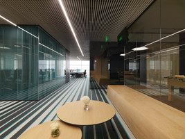 Abdul Latif Jameel Investments | Office facilities | INNOCAD Architektur