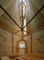 Kärsämäki Shingle Church | Church architecture / community centres | Lassila Hirvilammi Architects