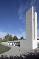 Chapel of St.Lawrence | Church architecture / community centres | Avanto Architects