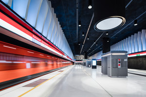 Western Metro, Koivusaari Station | Stazioni ferroviarie | Helin & Co Architects