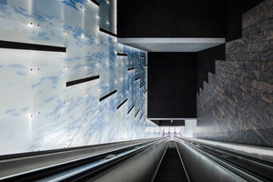 Western Metro, Koivusaari Station | Railway stations | Helin & Co Architects