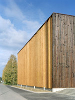 METLA - Finnish Forest Research Institute | Industrial buildings | SARC Architects