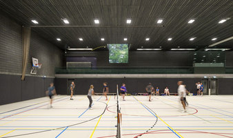 Sportscentre Rozenburg | Sports arenas | Koen van Velsen architecten