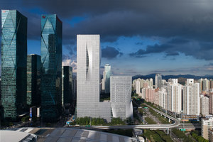 Shenzhen Energy Hq | Office buildings | BIG / Bjarke Ingels Group