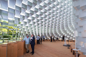 Serpentine Pavilion | Installations | BIG / Bjarke Ingels Group