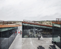Tirpitz | Musées | BIG / Bjarke Ingels Group