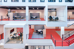 Frankfurt School of Finance and Management | Schulen | Henning Larsen Architects
