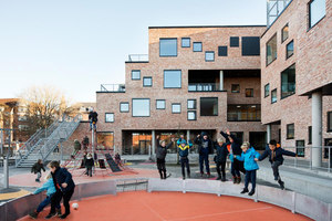 Frederiksbjerg School | Schools | Henning Larsen Architects