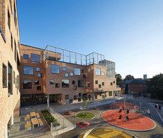 Frederiksbjerg School | Écoles | Henning Larsen Architects