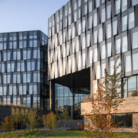 Nordea's new Headquarters | Office buildings | Henning Larsen Architects