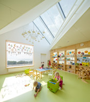 Råå Day Care Center | Guarderías/Jardín de Infancia | Dorte Mandrup Arkitekter