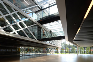 FIBA Headquarters | Palestre | Luscher Architectes SA