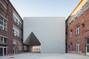 Architecture Faculty in Tournai | Universities | Aires Mateus e Associados