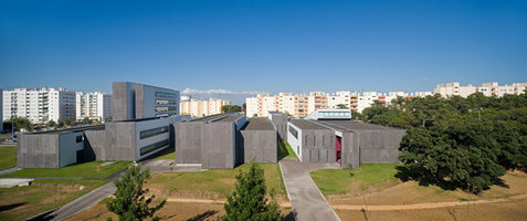 Barreiro College of Technology | Scuole | ARX Portugal Arquitectos
