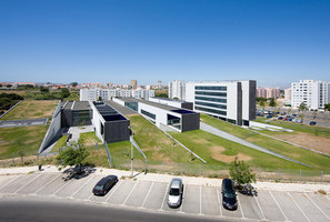Barreiro College of Technology | Écoles | ARX Portugal Arquitectos
