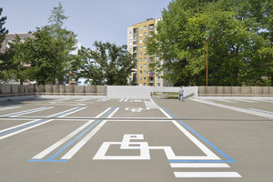 Velenje Car Park | Infraestructuras | Enota