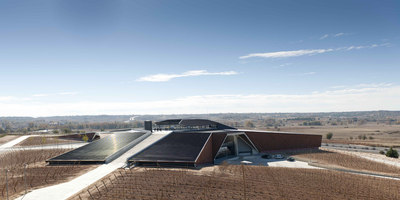 Foster + Partner's first winery | Constructions industrielles | Foster + Partners