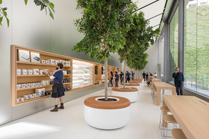 Apple Union Square   Shopping centres   Foster + Partners