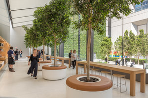 Apple Union Square | Shopping centres | Foster + Partners