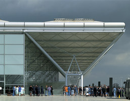 Stansted Airport | Aereopori | Foster + Partners