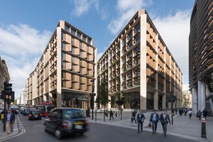 Bloomberg London Offices | Edifici per uffici | Foster + Partners