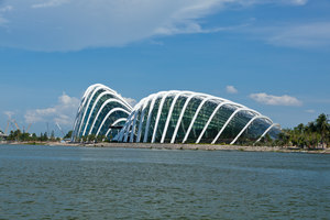 Cooled Conservatories at Gardens by the Bay | Musées | Wilkinson Eyre Architects