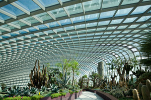 Cooled Conservatories at Gardens by the Bay | Museen | Wilkinson Eyre Architects