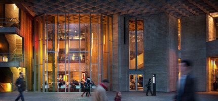 National Theatre - NT Future | Theater | Haworth Tompkins Architects